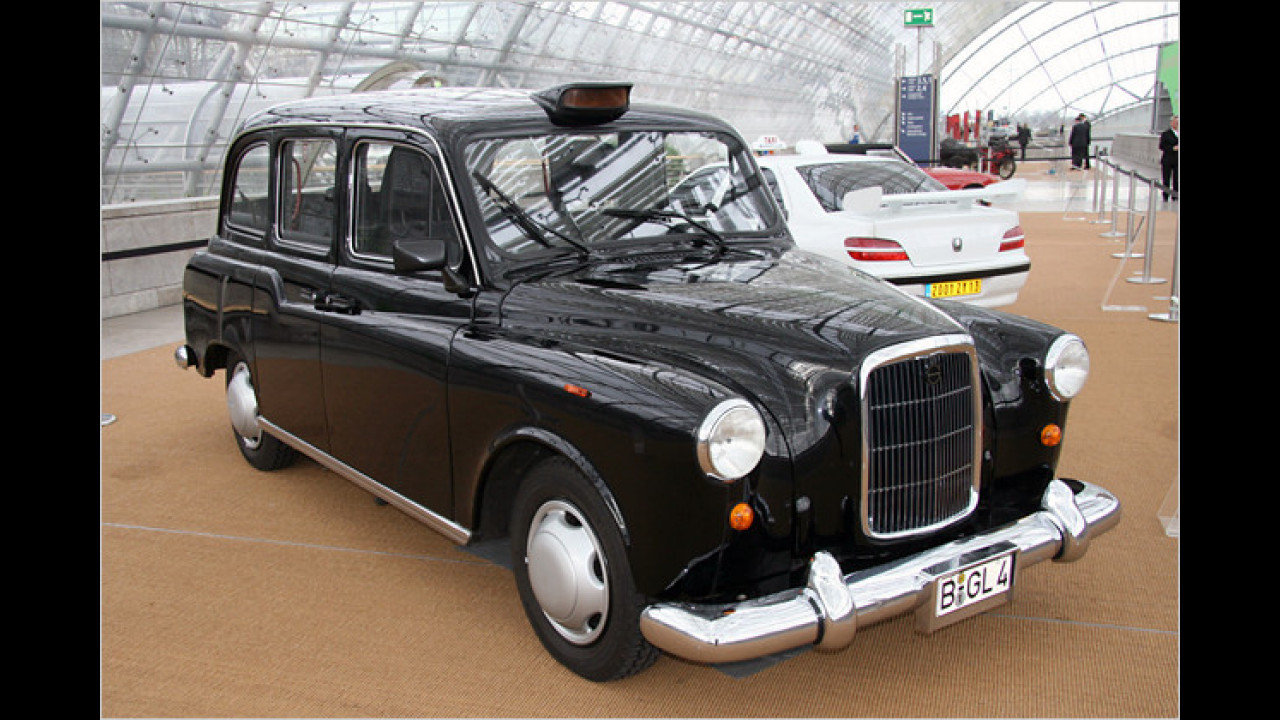 London-Taxi LTI Fairway