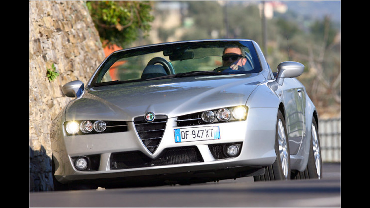 Alfa Romeo Spider 1.8 TBi 16V