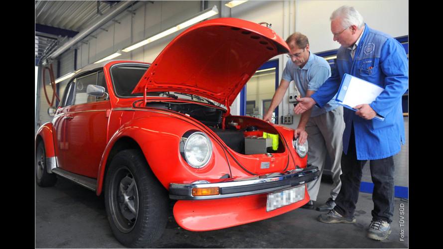 EU will Autos jährlich zur HU schicken