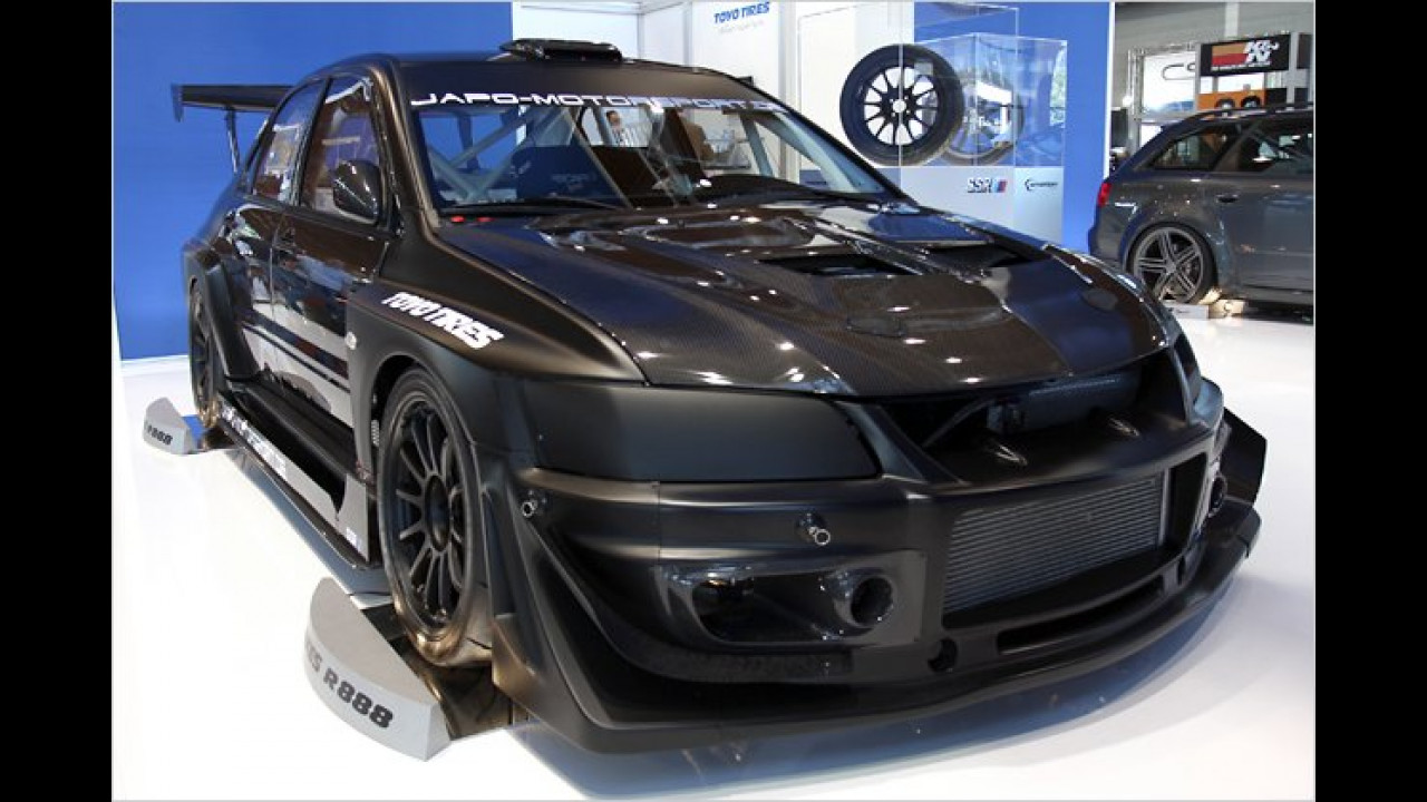 Japo Motorsport Mitsubishi Lancer Evolution Clubsport