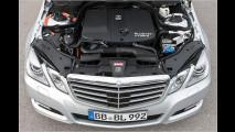 E-Klasse als Diesel-Hybrid