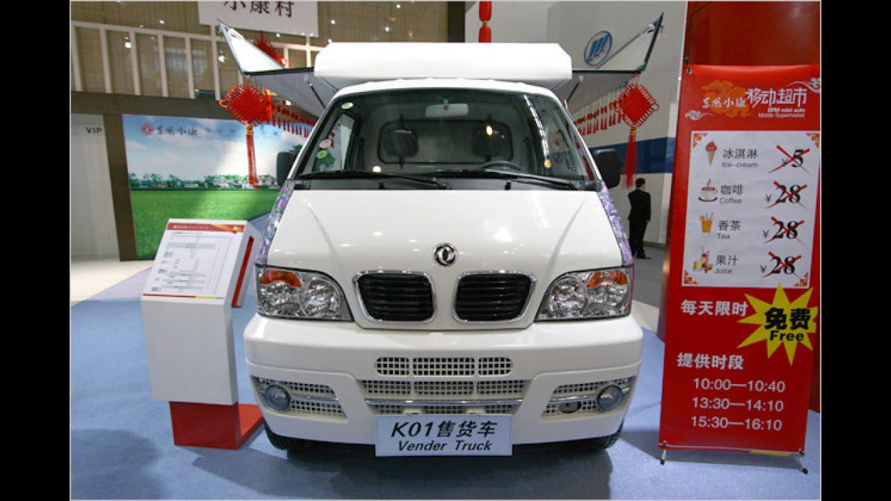 DFM K01 Vender Truck