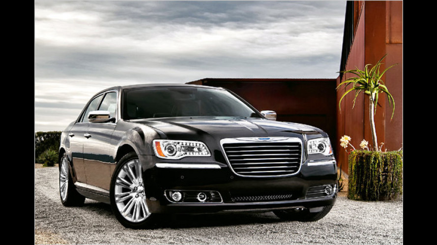 Chrysler 300: US-Luxusliner sticht wieder in See