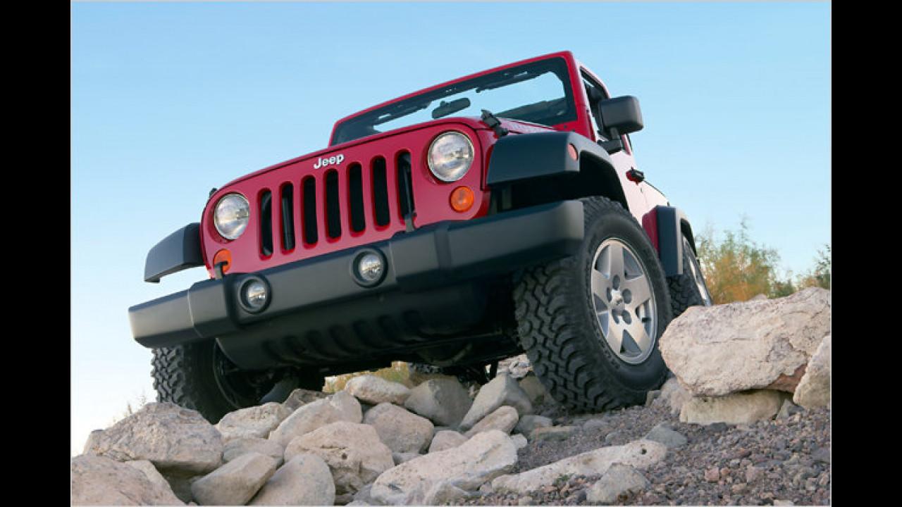 Jeep Wrangler 2.8 CRD Sport