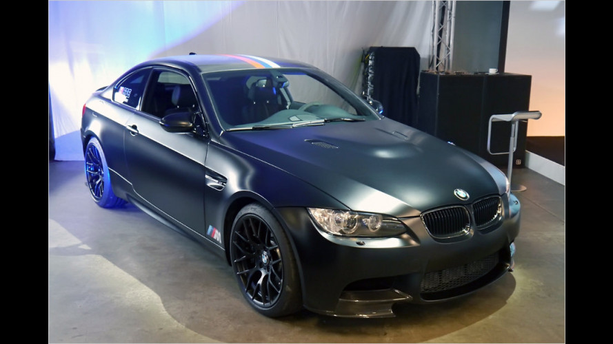 BMW M GmbH bringt Spengler M3