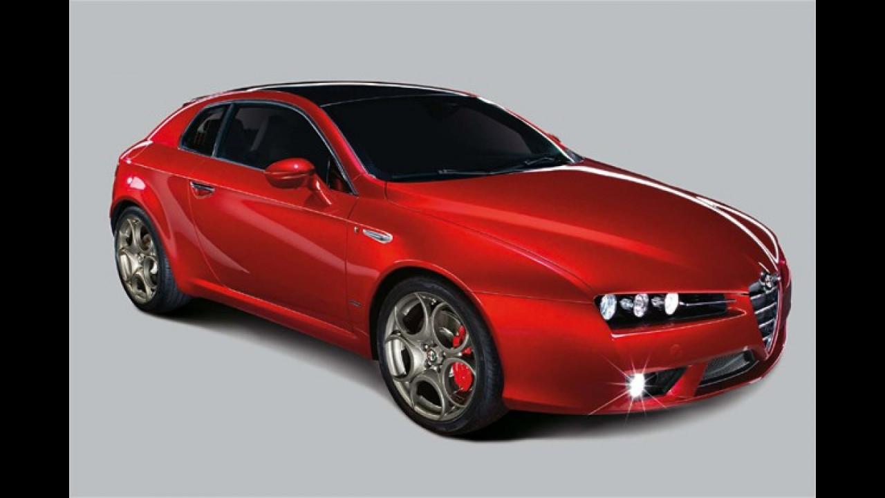 Neuer Alfa Brera ti
