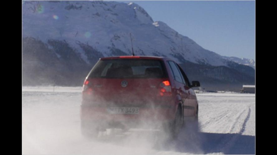ADAC-Winterreifentest 2008: Nicht um jeden Preis sparen