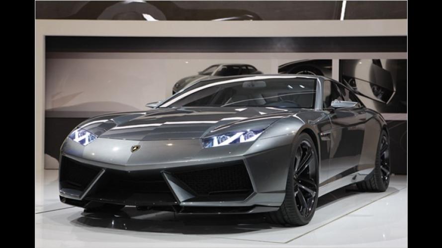 Papas Mobil: Lamborghini präsentiert den Estoque