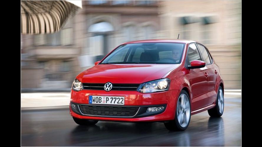 VW Polo: Einstiegsbenziner wird sparsamer