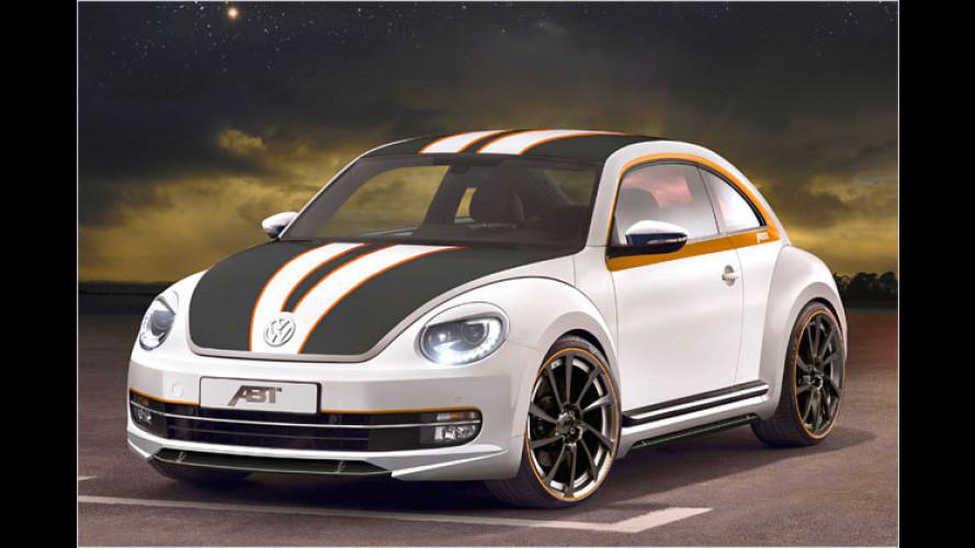 Abt Beetle oder Abt Speedle: Ein Käfer mit Schlafzimmerblick