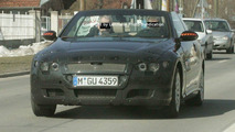 BMW 3 Series Coupe Convertible spy photo