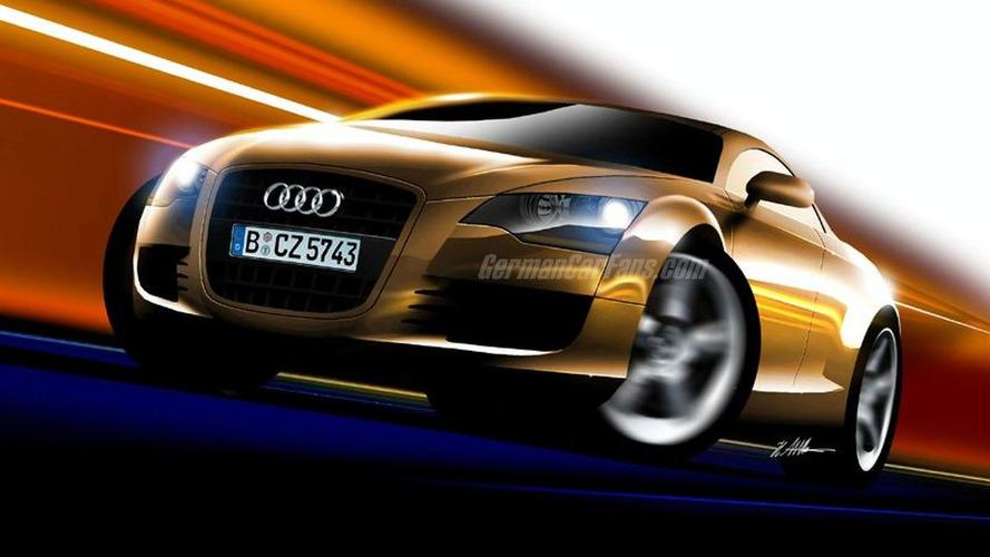 New Audi TT to debut in 2006