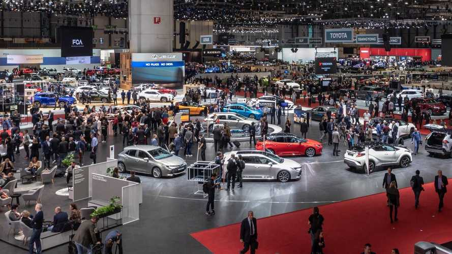 2021 Geneva Motor Show might be Cancelled