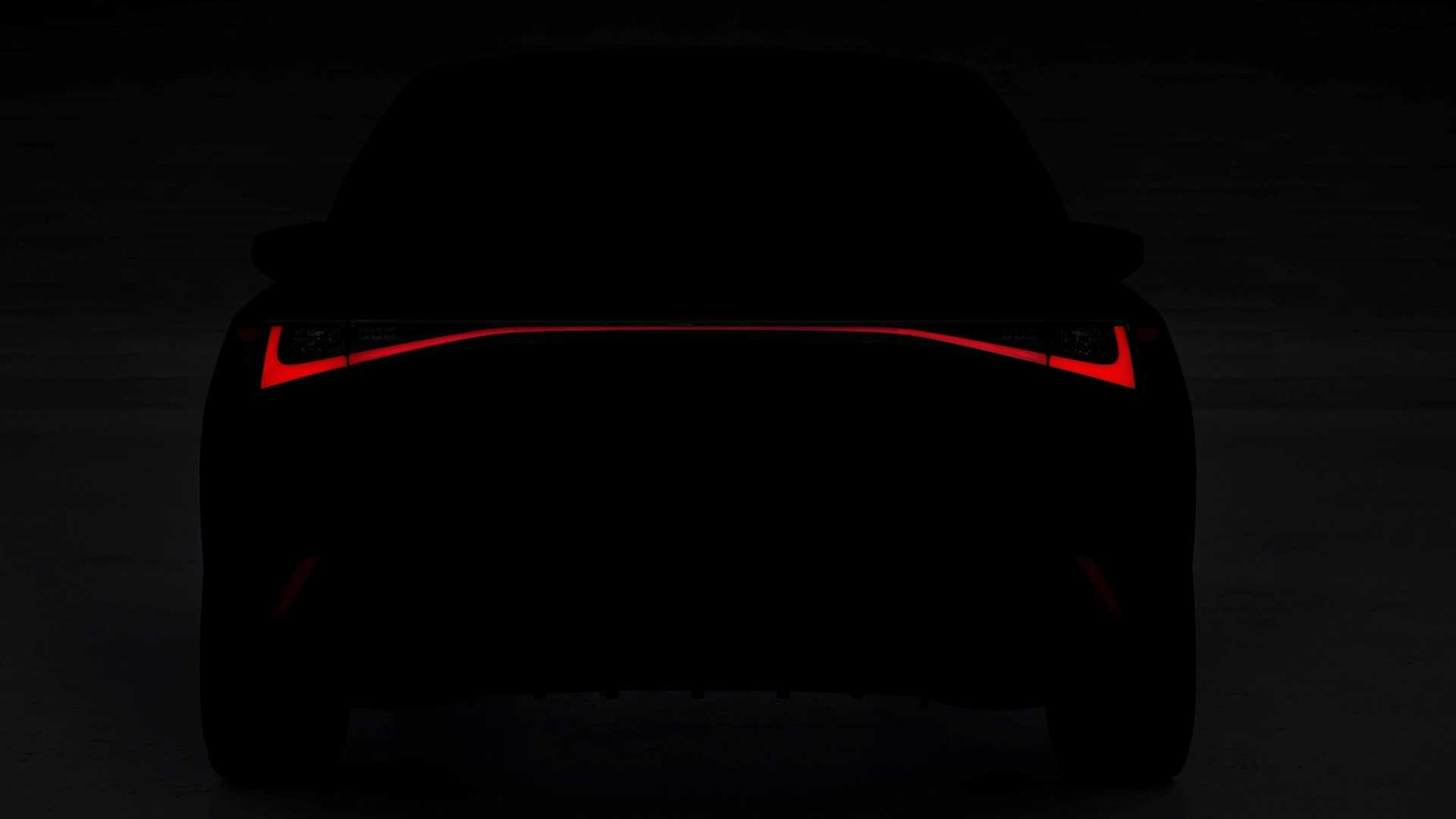 Teaser Lexus IS 2020: se presentará el 9 de junio