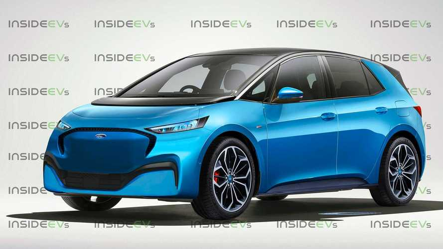 Ford terá carro elétrico com base na plataforma MEB da Volkswagen