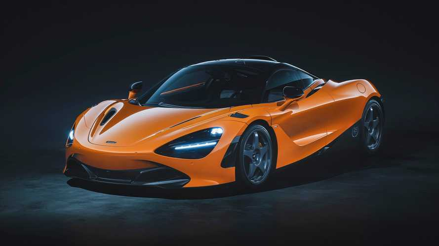 McLaren 720S Le Mans celebrates race win with throwback styling
