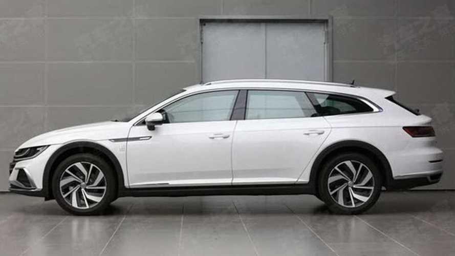 A Volkswagen Arteon Shooting Brake Kínában már debütált, így néz ki