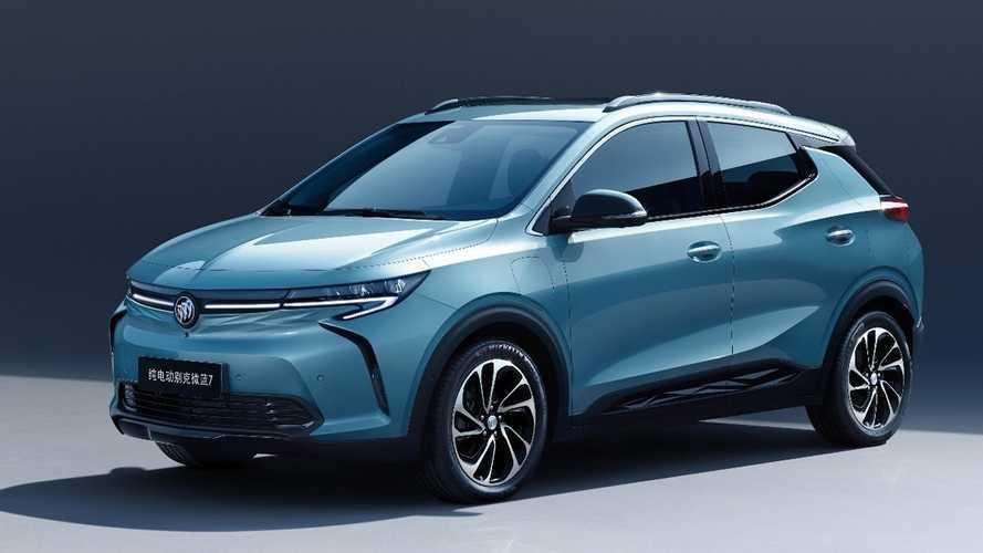 GM revela o elétrico Buick Velite 7, 'primo' do futuro Bolt SUV
