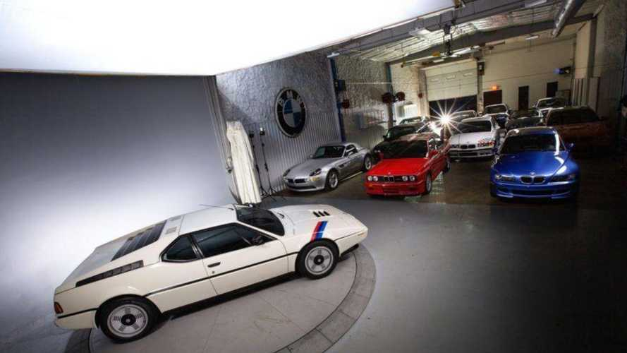 You can buy 13 classic BMW icons in one $2.3m package deal