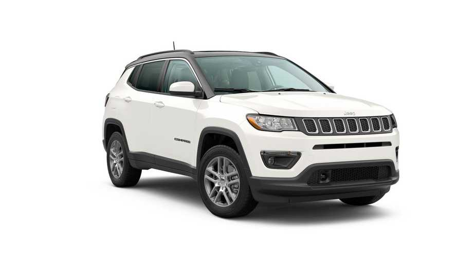 Jeep Announces Limited Run Sun And Safety Package For Compass