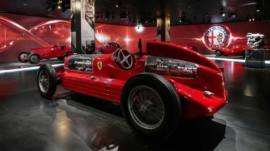 Alfa Romeo celebra su 110 aniversario