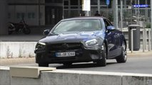 2020 Makyajlı Mercedes E-Serisi Convertible Casus Fotoğraflar