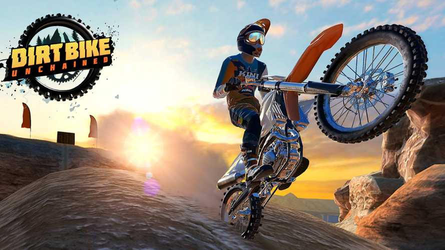 Dirt Bike Unchained, il gioco di motocross per iPhone e Android