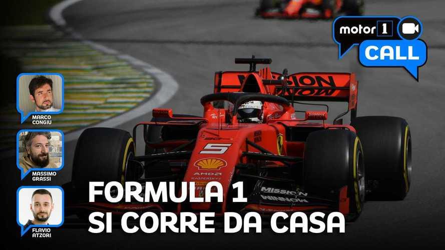 Formula 1 e non solo, il motorsport come un videogame. Segui la diretta