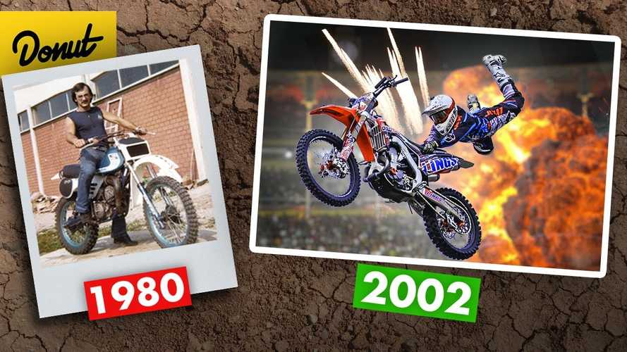 Why Was Motocross So Cool And It's Not Anymore?