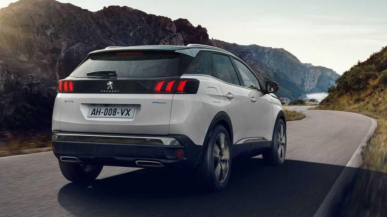 Peugeot 3008 restylé - Les nouveautés, point par point