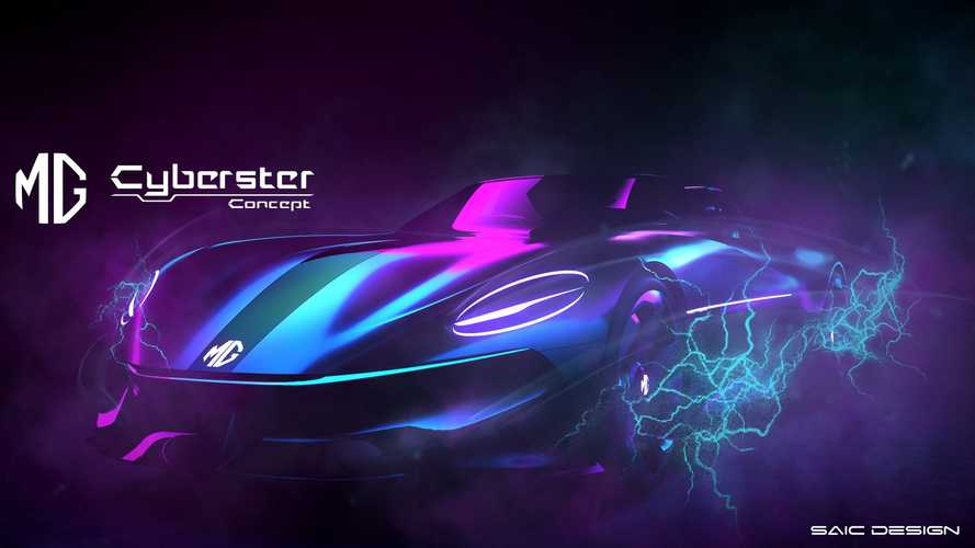 MG Cyberster Goes Back To Sports Car Roots With An Electric Twist