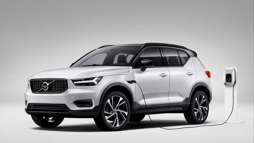 Volvo XC40 T4 Twin Engine 2020: un SUV híbrido enchufable
