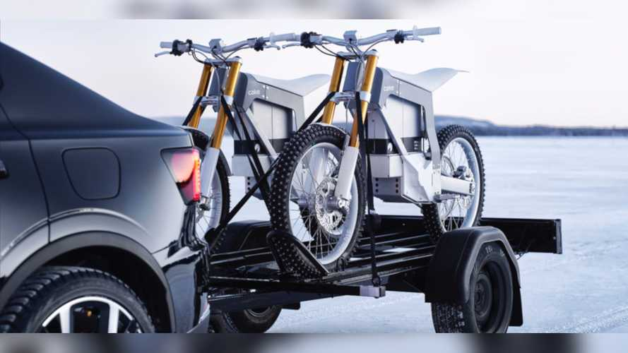 CAKE Motorcycles Is Teaming Up With Fellow EV Maker Polestar