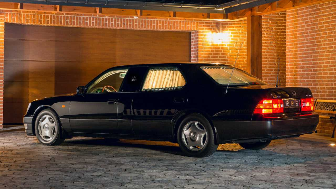 1998 Lexus LS400 long-wheelbase for sale