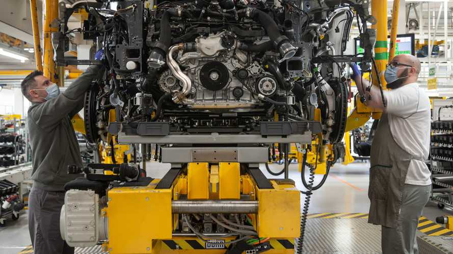 UK car industry calls for government support through Covid-19 restart