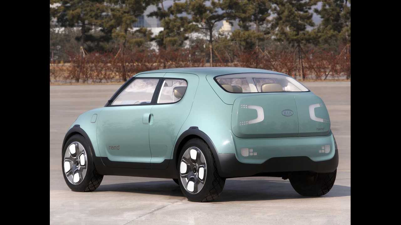 Kia Naimo Concept 2011