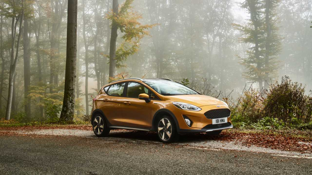 Ford Fiesta Active / «Активная вечеринка»