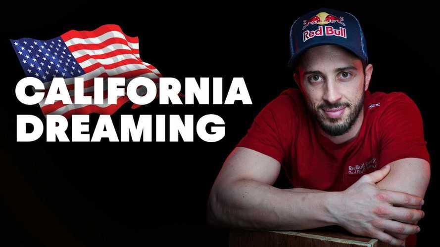 MotoGP's Andrea Dovizioso's Excellent American Motocross Adventure