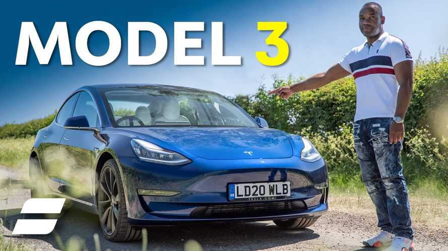 UK Tesla Model 3 Review Says It's Not Perfect But Still A Remarkable All-Rounder