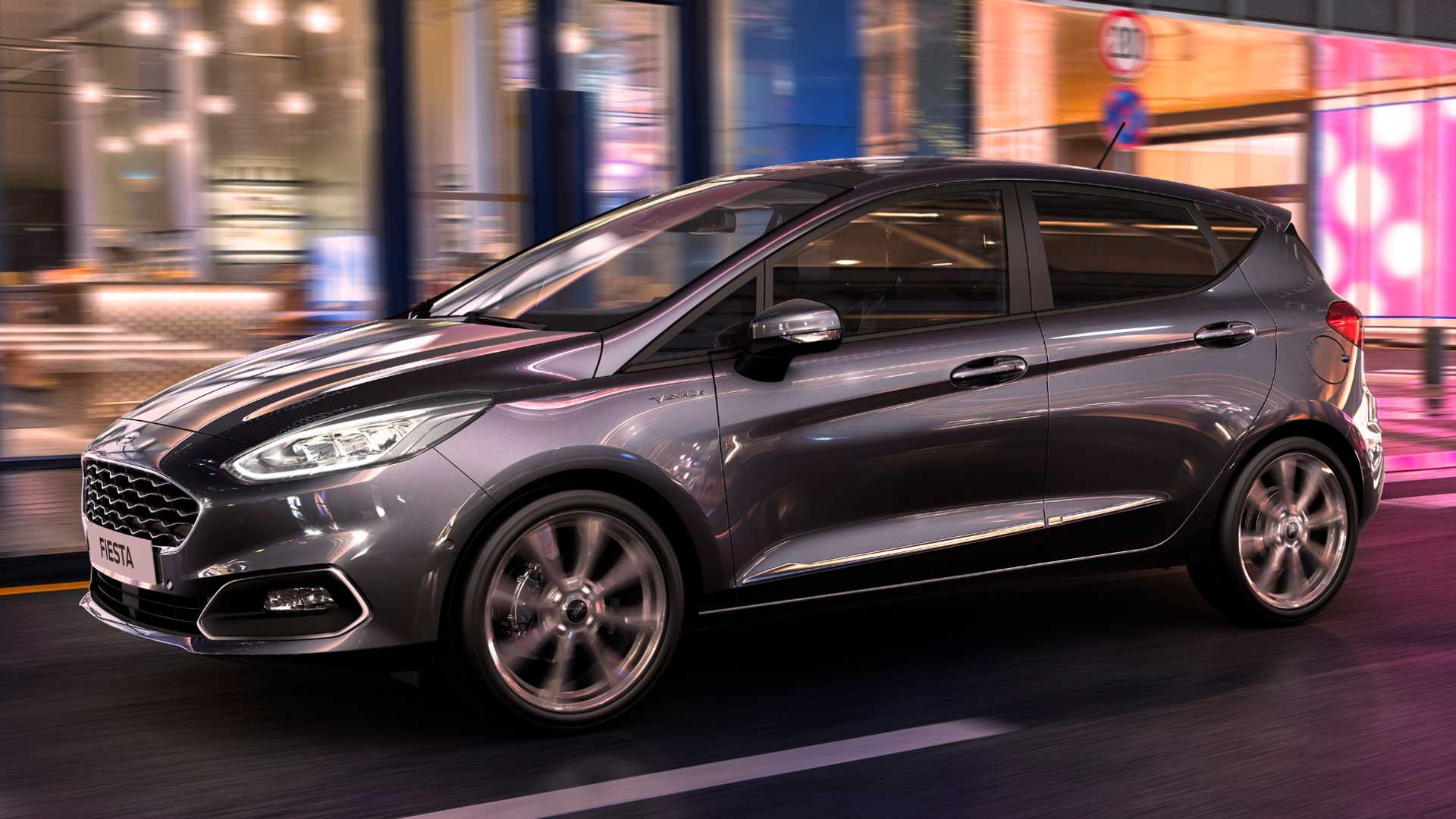 2020 Ford Fiesta Specs and Review