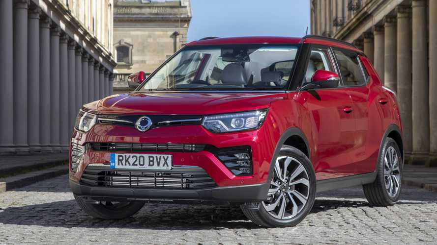 Updated SsangYong Tivoli comes in at less than £14,000