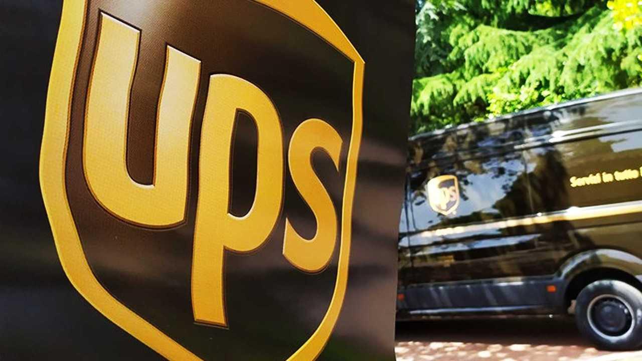 UPS trasporto Vino