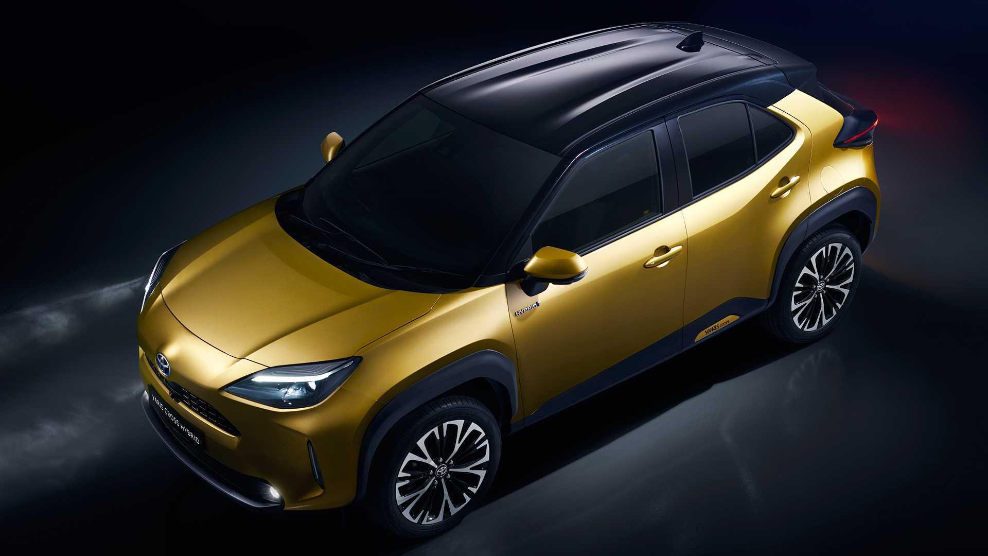 Toyota Yaris Cross (2020) 5
