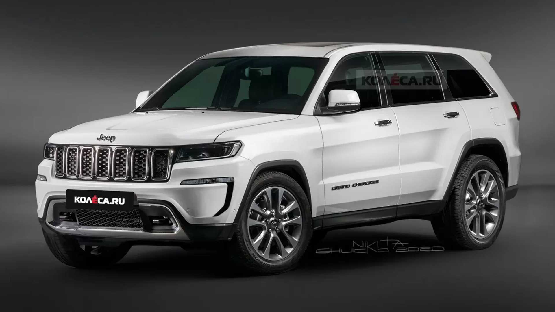 Jeep Cherokee Limited 2021 Exterior