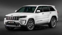 Jeep Grand Cherokee 2021, render