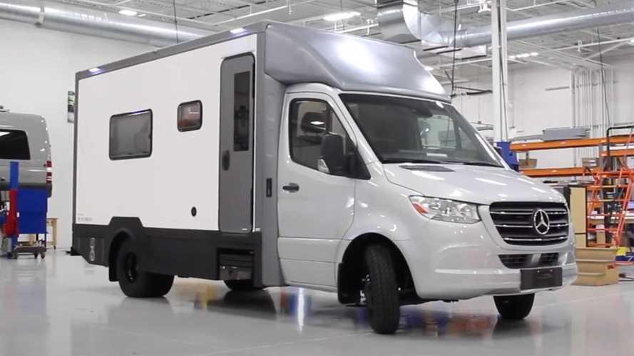 Advanced RV Unveils New B Box Camper Van Prototype