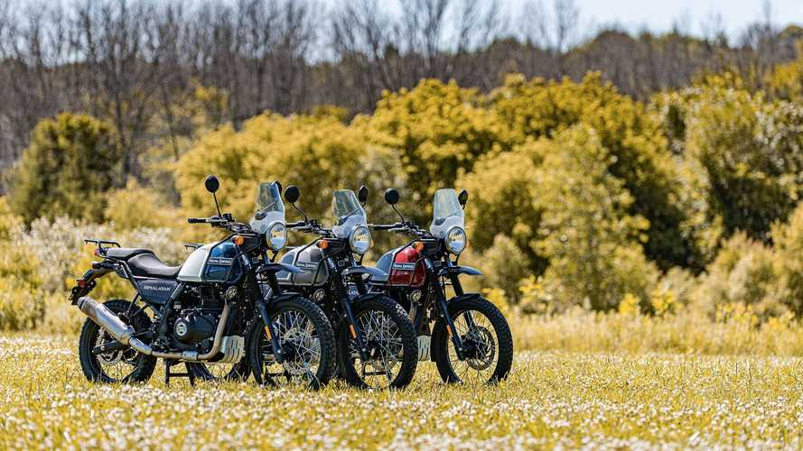 Royal Enfield Himalayan 2021: già disponibile in Asia e Nord America