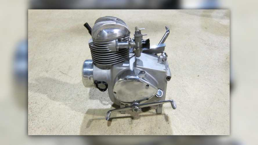 What Is This Weird Mystery Motorcycle Engine Bonhams Is Auctioning Off?