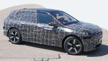 BMW iNext als Erlkönig: So glatt und Van-artig wird das Elektro-SUV
