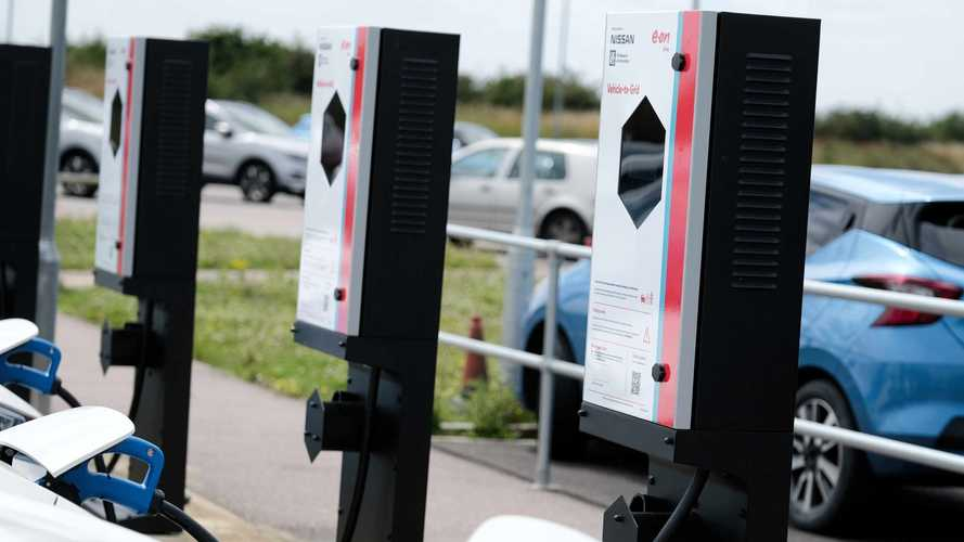E.ON and Nissan are launching new V2G trial project in the UK